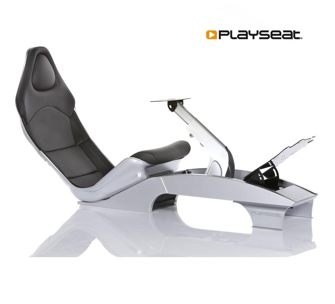 Playseat F1 Silver – Playseat