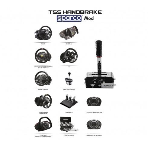 thrustmaster tss handbrake sparco mod 6 Playseat Oficial