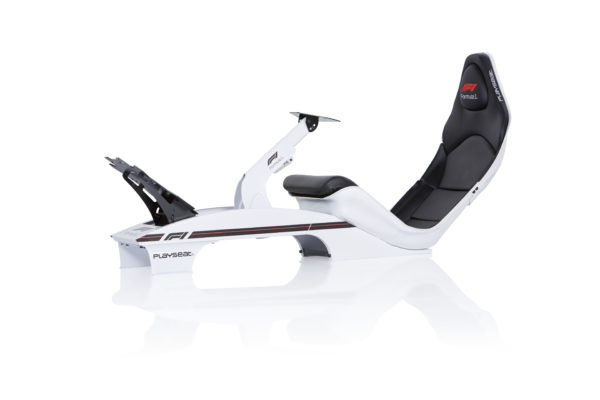 Playseat® F1 White 1 Playseat Oficial