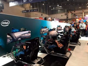 madrid games week 2018 1 Playseat Oficial