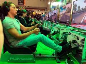 madrid games week 2018 6 Playseat Oficial