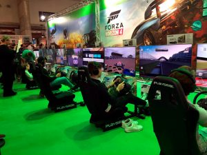 madrid games week 2018 7 Playseat Oficial