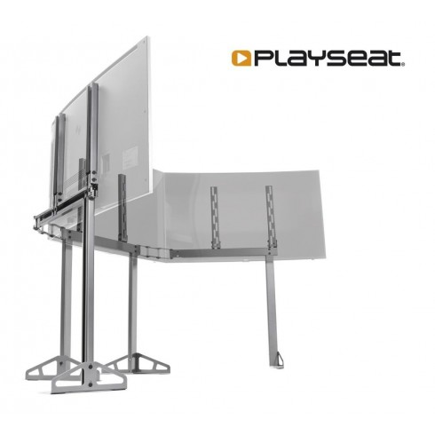 playseat tv stand triple package 1 Playseat Oficial