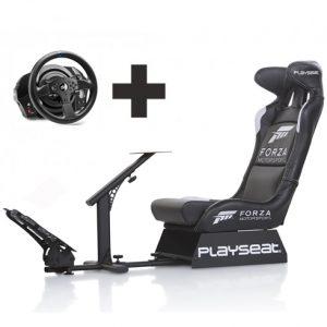 forza con volante Playseat Oficial