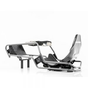 playseat f1 ultimate edition silver product image back left playseatstore Playseat Oficial