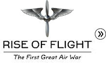 rise of flight Playseat Oficial